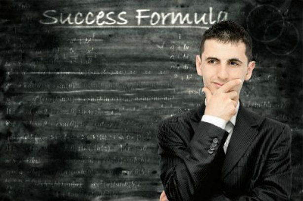 formula to success